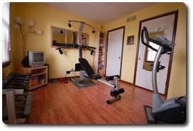 lose weight fast with your own exercise equipment home gym