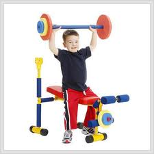 Kids Gym Equipment: Helping Your Kids Grow Healthy