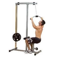 Using Free Weight Equipment