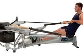 Rowing Brings Less Chance of Injury