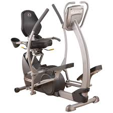 Octane xRide – A Seated Elliptical for Serious Exercise