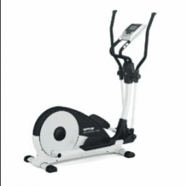 Top End Fitness with Precor 5.37 Elliptical Crosstrainer