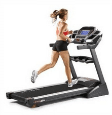 Precor Treadmills Reduce Joint Stress by Striking the Perfect Balance between Absorption and Support