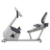 Painful Joints? Ride a Precor RBK 615 Recumbent Bike