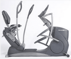 Reach your fitness goals with the Octane xR6 Elliptical series