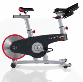 Bring Club Durability Into Your Home With The Life Fitness GX Spin Bike