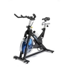 Bring a Group Cycling Class Home with the Horizon M4 Spin Bike