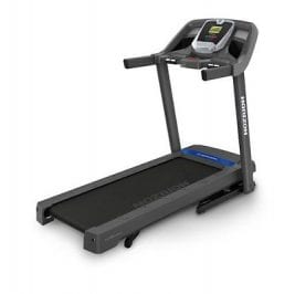 Love Your Workout with a Horizon T101-04 Treadmill