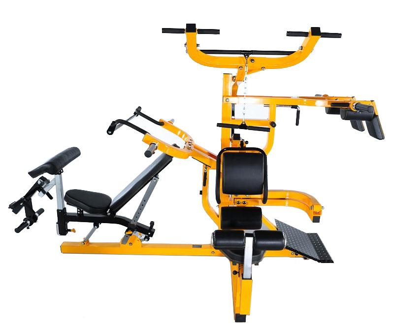 Powertec Workbench Multi System Fitness Expo