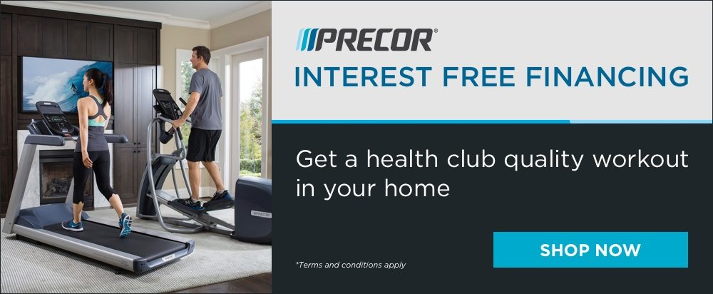 Precor Interest Free Financing