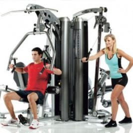 Multi Gyms & Functional Trainers