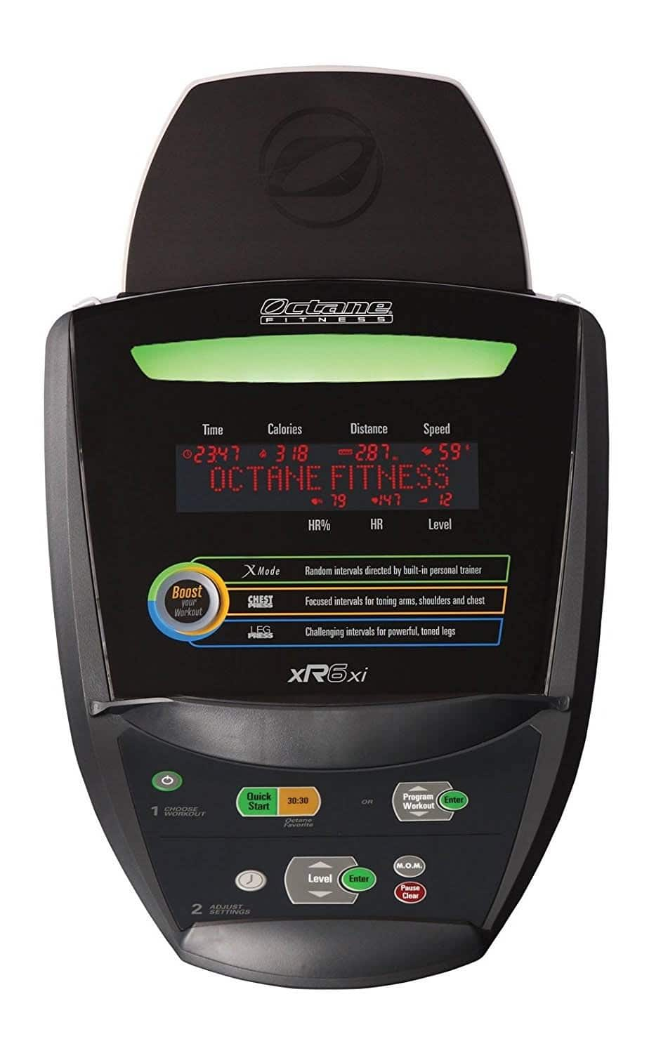 Octane Fitness xR6xi console