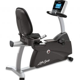 LIFE FITNESS R3 LIFECYCLE EXERCISE BIKE
