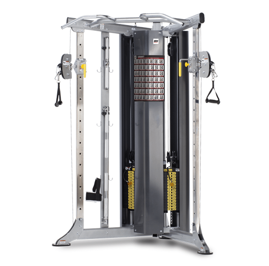Free Weights Gym Near Me: BH Fitness LK500FT Adjustable Pulley System