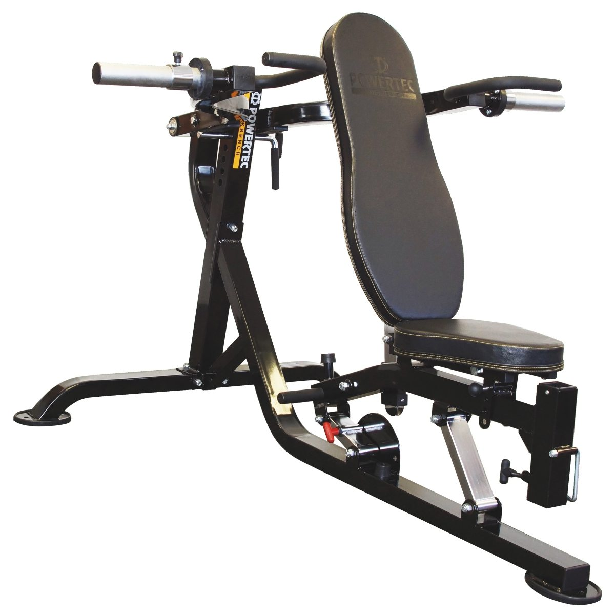 Powertec Workbench Multipress With Isolateral Arms