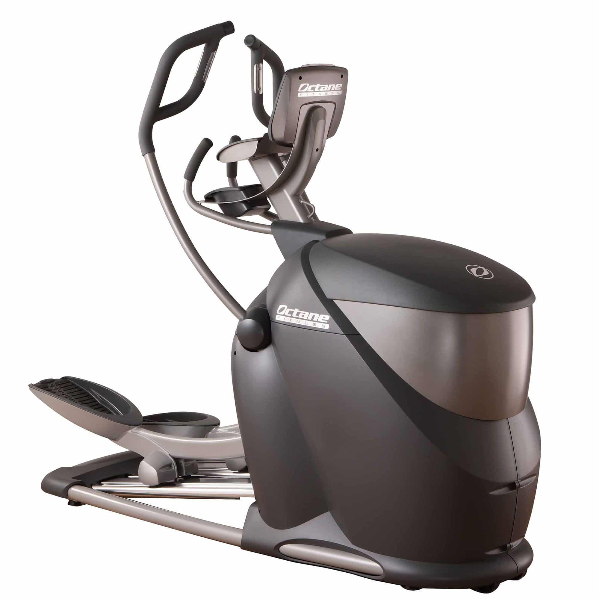 Octane Q47xi Standing Elliptical Fitness Expo
