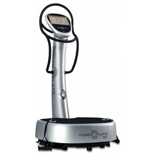 what is power plate machine