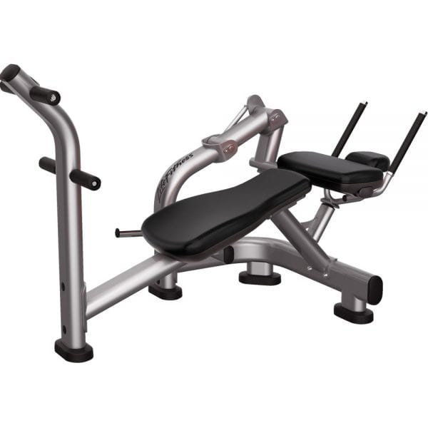 Life Fitness Signature Series Ab Crunch Bench Fitness Expo