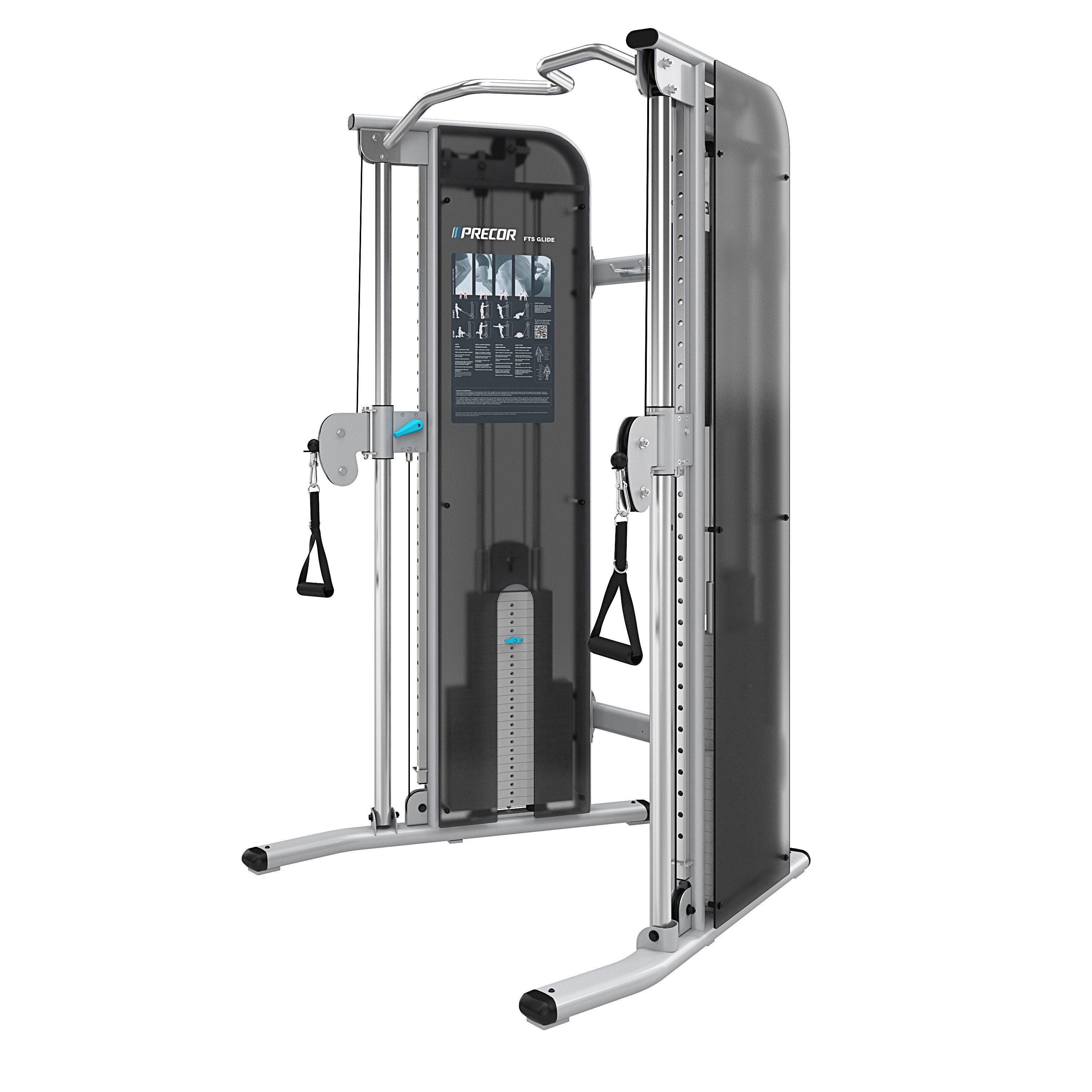 Functional Training: PRECOR FTS GLIDE FUNCTIONAL TRAINING SYSTEM