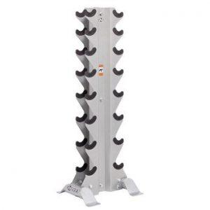 Hoist Hf4460 8 Pair Vertical Dumbbell Rack