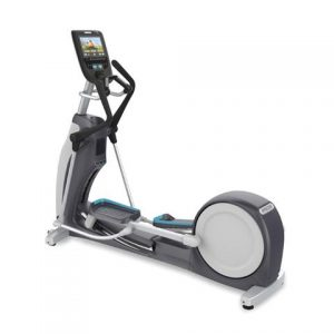 Precor Efx865 Elliptical With Converging Crossramp
