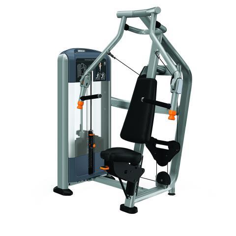 Precor Dsl0414 Converging Chest Press Fitness Expo