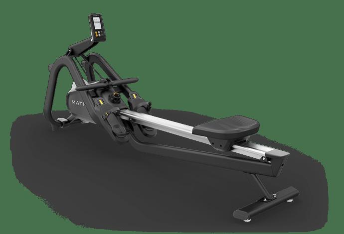 Matrix Rower Machine Fitness Expo
