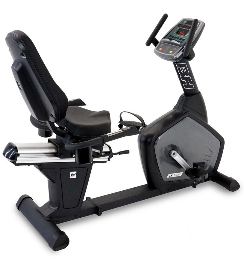 Bh Fitness Lk700r Recumbent Bike