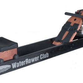 Water Rower Club Rowing machine with S4 Monitor