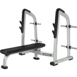 Precor DBR0408 Olympic Flat Bench