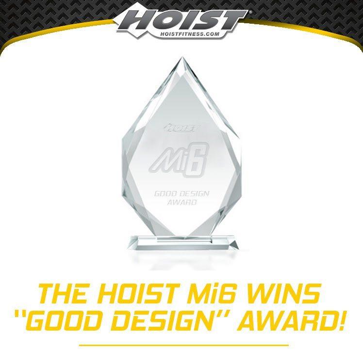 Hoist mi6 design award