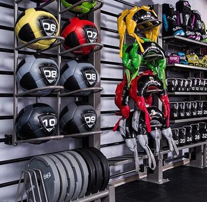 Fitnes accessories