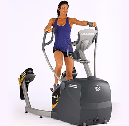 Lateral ellipticals residential