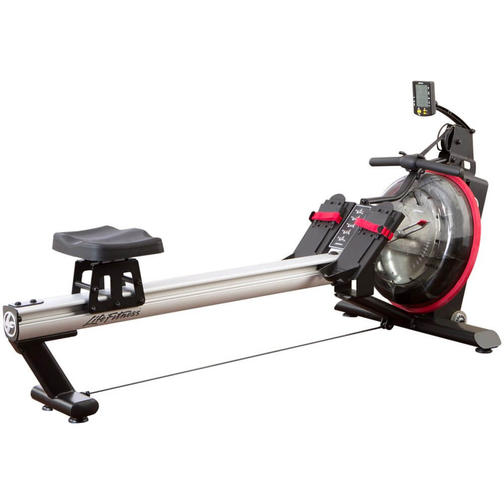Life Fitness rowing machine - Fitness Expo