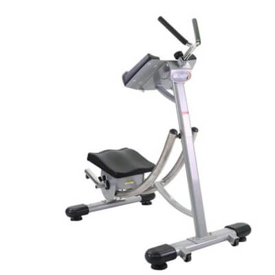 Ab Coaster core exercise equipment - Fitness Expo