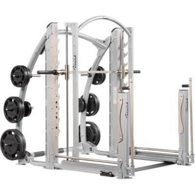 Hoist Dual Action Smith gym equipment - Fitness Equipment