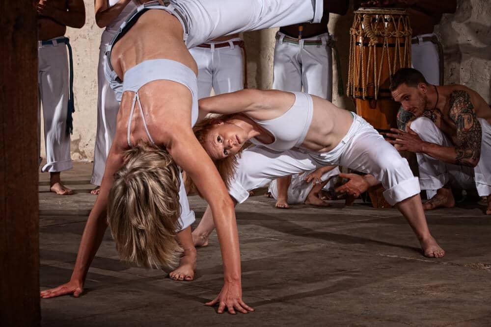 capoeira training - Fitness Expo