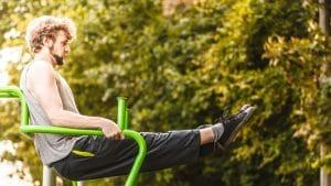 leg raise exercise equipment - Fitness Expo