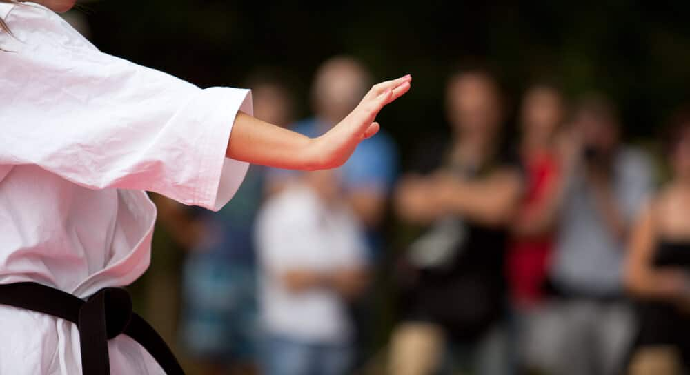 martial art exercise - Fitness Expo