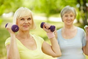free weights for seniors - Fitness Expo
