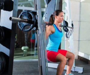 Smith exercise machines - Fitness Equipment