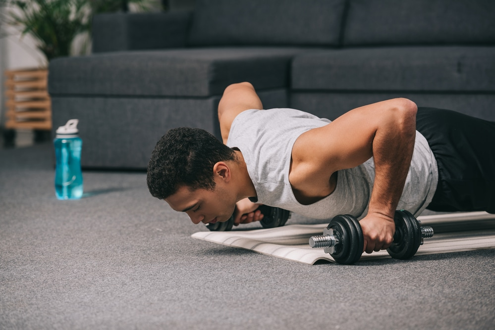 Home exercise for men in Kenner - Fitness Expo Stores
