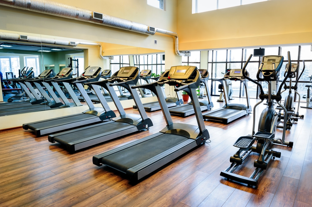 Treadmills used gym equipment in Shreveport - Fitness Expo