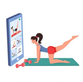 Virtual Workouts Anytime, Anywhere: Helping You Achieve The Best You