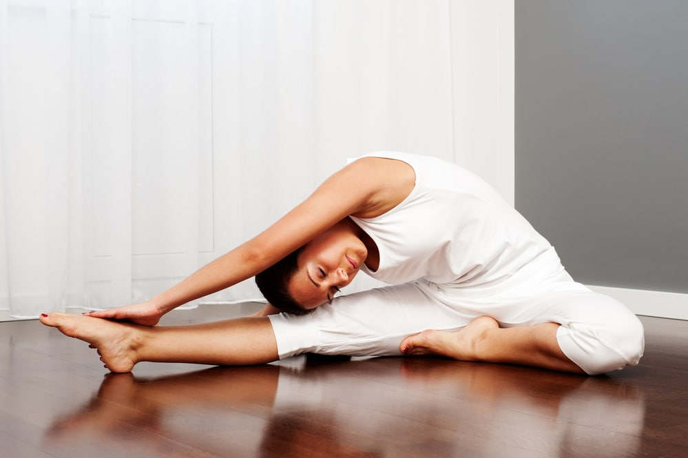 Yoga stretches in Jackson - Fitness Expo Stores