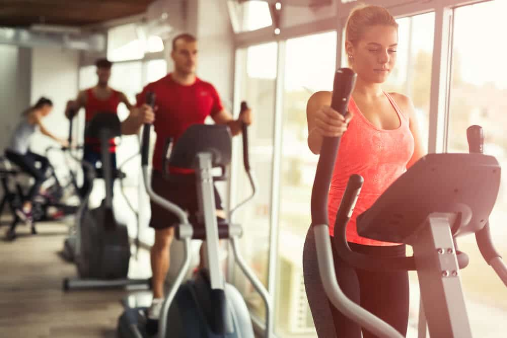 Cardio workout | Fitness Expo Stores
