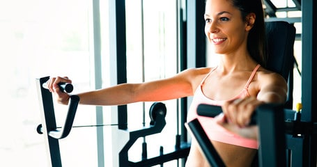 Fitness Expostores- Chest Press Machines