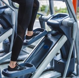Is Working Out in the Elliptical Machine Bad?