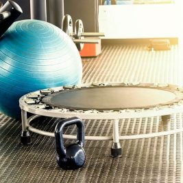 Top 10 Amazing Benefits of Working Out With Fitness Trampolines