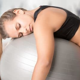 How To Beat The Perfect Balance Between Workout And Sleep